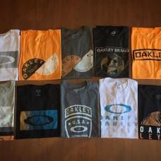 10 Camisetas Oakley Atacado - 10 Peças Revenda