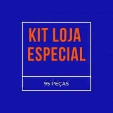 KIT LOJA ESPECIAL - 95 PEÇAS