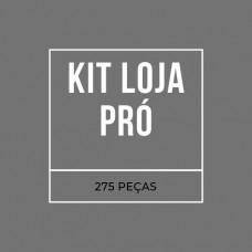KIT LOJA PRÓ - 275 PEÇAS