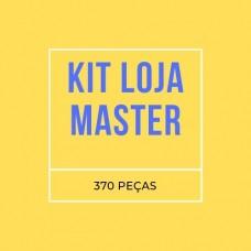KIT LOJA MASTER - 370 PEÇAS