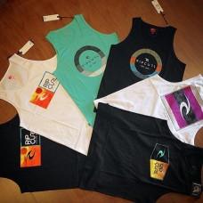 5 Camisetas Regatas Surf Atacado - 5 Peças Revenda
