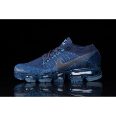 Tênis Nike VaporMax Air Flyknit - Azul