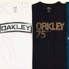 419ff3f298ea6 12 Camisetas Oakley Especiais Atacado - 12 Peças Revenda