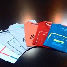 10ff2383242d7 Camisetas Surf Especiais 20 Peças Atacado + 1 Bermuda Jeans de Brinde