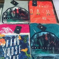 12 Camisetas Hangloose Atacado - 12 Peças Revenda